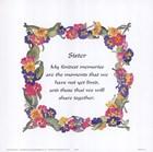 Sister by Sarah Malin art print