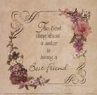 My Best Friend by Charlene Winter Olson art print