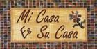 Mi Casa Es Su Casa by Grace Pullen art print