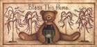 Bless This Home by Mary Ann June art print