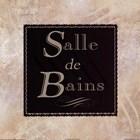 Salle de Bains by Diane Stimson art print