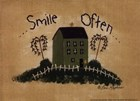Smile Often by Lori Maphies art print