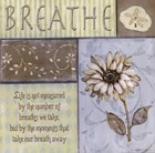 Breathe by Jo Moulton art print