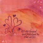 What We Love by Teri Martin art print