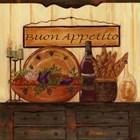 Buon Appetito by Grace Pullen art print