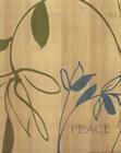 Peace by Wild Apple Studio art print