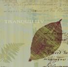 Tranquility by Wild Apple Studio art print