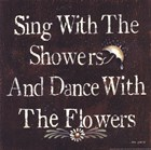 Showers and Flowers by John Sliney art print