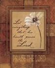 Praise The Lord by Jo Moulton art print