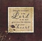 Delight Yourself by Jennifer Pugh art print