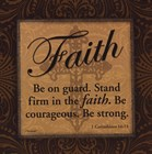 Faith by Todd Williams art print