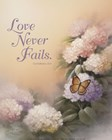 Love Never Fails by T.C. Chiu art print