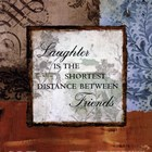 Laughter by Elizabeth Medley art print