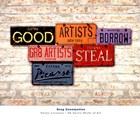 Picasso, Steal by Greg Constantine art print