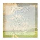 Don't Quit Poem (field) art print