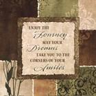 Enjoy The Journey by John Spaeth art print
