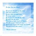 Do You Fear the Wind- Poem by Hamlin Garland art print