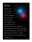 My Star by Robert Browning - long art print