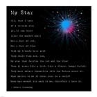 My Star by Robert Browning art print