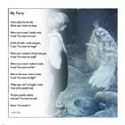 My Fairy by Lewis Carroll art print