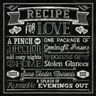 Thoughtful Recipes III by Pela Studio art print