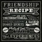 Thoughtful Recipes IV by Pela Studio art print