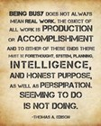 Seeming to Do is Not Doing - Thomas Edison by Veruca Salt art print