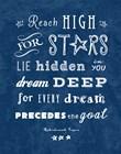 Reach High For Starts by Veruca Salt art print
