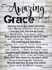 Amazing Grace by Cindy Jacobs art print