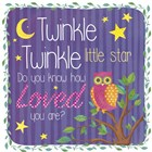 Twinkle by Fiona Stokes-Gilbert art print