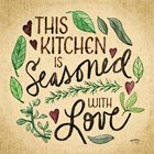 Kitchen Memories I (Kitchen seasoned) by Noonday Design art print