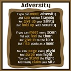 Adversity by Richard Homawoo art print