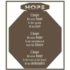 Hope 1 by Richard Homawoo art print