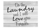 Do the Laundry by Kimberly Allen art print