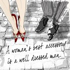 Best Accessory by Jodi Pedri art print