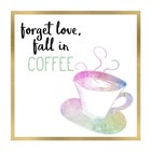 Just Coffee 12 by Kimberly Allen art print